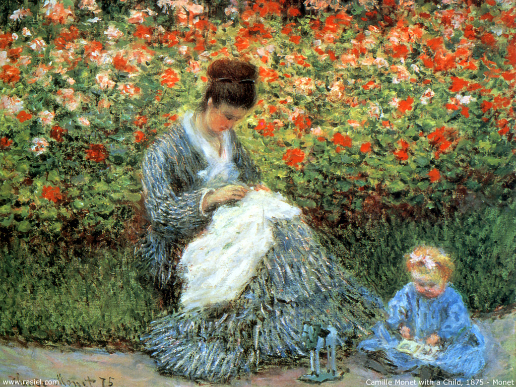 madame-monet-and-child