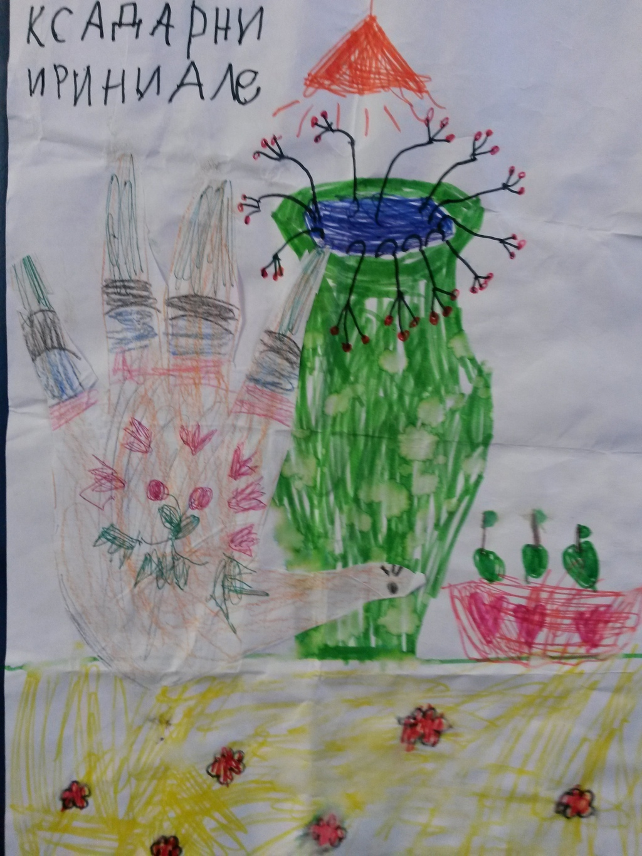 Настенька Д., 6 лет