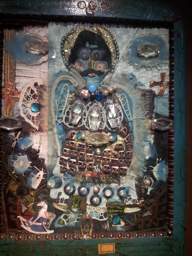Св.Георгий в голубом