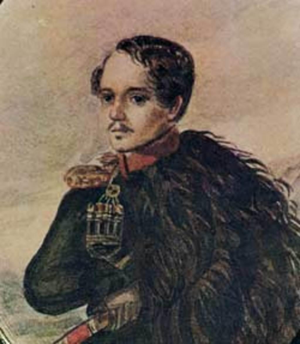 Автопортрет. 1837г.